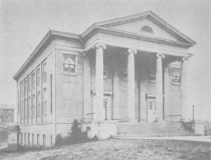 RCUMC Building, ~1925
