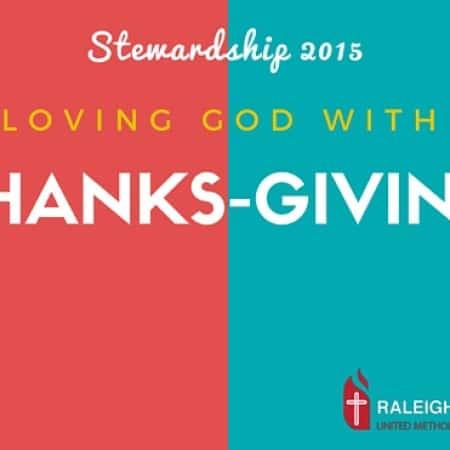 Praising God – Raleigh Court United Methodist Church