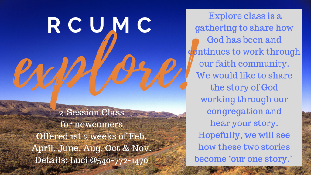 Adult Small Groups – Raleigh Court United Methodist Church